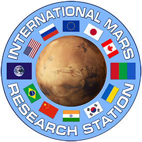 International Mars Research Station logo