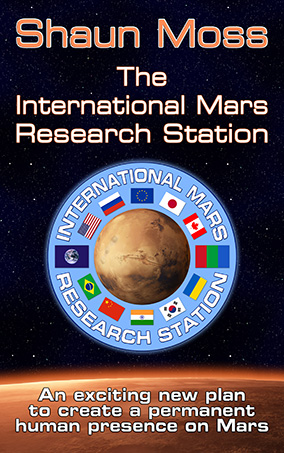 Book cover of The International Mars Research Station